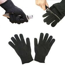 Stainless Steel Wire Works Anti-Slash Cut Proof Stab Resistance Safety Gloves