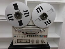 Teac x-10r Reel PER MULINELLO NASTRO Deck PLAYER / RECORDER