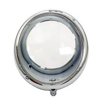 Air-Cooled VW Bug/Bus 1945-1966 Headlight Assembly, Smooth Lense