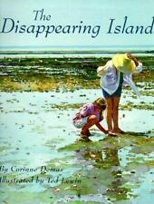Disappearing Island by Corinne Demas c2000 VGC Hardcover