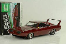 Movie Fast & and Furious Doms Charger Daytona VI 2013 1:18 Greenlight