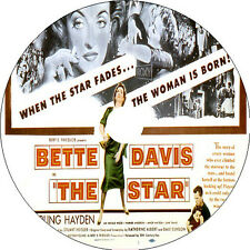 The Star DVD Bette Davis Sterling Hayden Natalie Wood 1952 V Rare