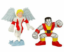 Marvel Superhéroe Squad-Angel & coloso Figura De Acción