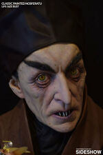 Nosferatu Life-Size Bust by Black Heart Enterprises Sideshow 1:1 scale ltd 400