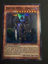 3X Destiny HERO - Dogma-Super Rare-DESO-EN011-NM-Yugioh Destiny Soldiers