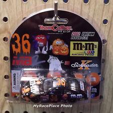 #36 M&M Ken Schrader NASCAR 1/64 Diecast Car _ 2002 HALLOWEEN M&M's RACING TEAM
