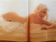 Marilyn Monroe Last Sitting  Amazing Beautiful Woman Stunning Photos Nude HC/DJ
