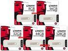 Kingston 8GB 16GB 32GB 64GB 128GB DTSE9 G2 USB3.0 USB Flash Drive Stick lot SE9