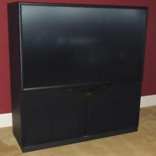 """Mitsubishi Gold Plus WS-65411 65"""" 1080i HD Rear-Projection Television-GA Pickup"""