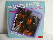 PEACHES & HERB Shake your groove thing 2066992