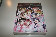 Love Live! 's Final Mu'sic μ'sic Forever Blu-ray Memorial Box Muse Mu's Preorder