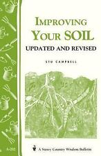Improving Your Soil book~DIT How-to~NEW! Balance pH-soil amendments-gardening