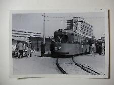 N193 - 1950/60s ROTTERDAM ELECTRIC TRAMWAYS ~ TRAM No261 PHOTO Netherlands