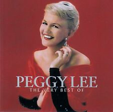PEGGY LEE : THE VERY BEST OF / CD - TOP-ZUSTAND