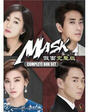 Mask Korean TV Drama Dvd -English Subtitle