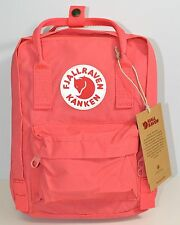 Fjallraven Kanken Boy Girl Kids Mini Backpack School bag in Peach Pink 23561 319