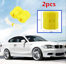 2pcs Yellow Magnetic Fuel Saver For Car Truck Boat XP-2 Economizer Fuel Saving