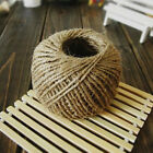 30M 2 Ply Natural Brown Jute Hessian Burlap Twine Sisal Rustic String Cord