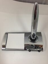 Mazda MX 5 (Miata) LHD ref122 pewter effect car on floating pen and pad holder