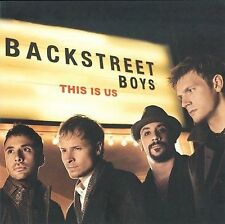 This Is Us by Backstreet Boys (CD, Oct-2009, Jive (USA))