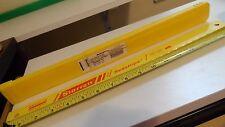 """5) 16""""x 1-1/4""""x .075"""" Starrett Redstripe Power Hacksaw Blades Solid HSS RS400-10"""