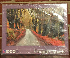 Country Roads SURE-LOX 1000 Piece Puzzle Beech Walk Road Brand New, Sealed