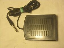 Lo Duca Sustain Foot Pedal for Electronic Keyboard Model 3781 control controller