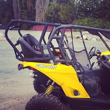 Sandworks rear Cage and seat combo for Can AM Maverick