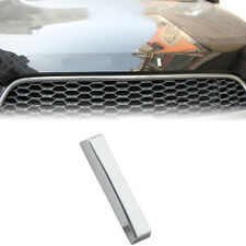 Silver ABS Chromed DIY Letter I Style Automobile decorative trim 2.5cm x 2.2cm