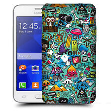 CUSTODIA COVER  per SAMSUNG G355H GALAXY CORE 2 TPU BACK CASE STICKERS