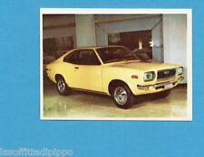 AUTO FLASH-COX anni '70-Figurina n.39- MAZDA 818 COUPE' -NEW