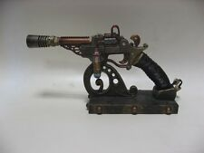 COL. J. FIZZIWIGS.STEAMPUNK.THE COMBOBULATOR GUN BLASTER FREE STAND COLLECTIBLE