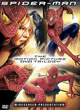 Spider-Man - The Motion Picture DVD Trilogy (Spider-Man / Spider-Man 2 / Spider-