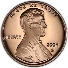 2004-S   PROOF CENT