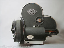 ARRIFLEX 16MM MOVIE CAMERA with MOTOR HOLDS 400FT MAGAZINE