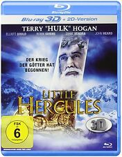 Little Hercules in 3D ( Kinderfilm BLU-RAY ) mit Hulk Hogan, Brooke Hogan NEU OV