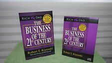 The Business of the 21st Century Paperback Rich Dad Robert T. Kiyosaki Audio CD