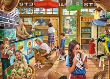 NEW! Gibsons New Friends 500 piece extra large nostalgic jigsaw puzzle