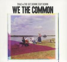 Thao & the Get Down Stay Down - We the Common - CD