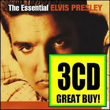 ELVIS PRESLEY (3 CD) THE ESSENTIAL 3.0 LIMITED EDITION ~ GREATEST HITS *NEW*