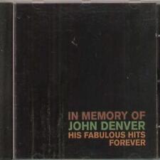John Denver.  ' IN MEMORY OF JOHN DENVER '  /  An Evening with John Denver.  CD.