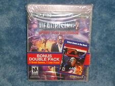 Dead Rising 2 Off The Record Devil May Cry 4 Double Pack PS3 SEALED VGC