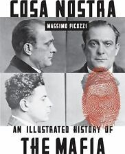 Cosa Nostra: An Illustrated History of the Mafia-ExLibrary