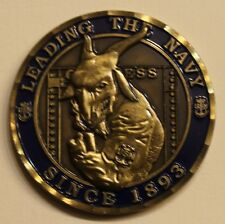 USS Mason DDG-87 Unified Full of Pride Chief's Mess Navy Challenge Coin