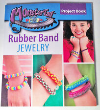 Monster Tail Rainbow Loom Rubber Band Jewelry project book