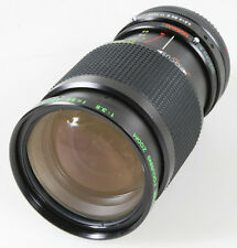 38-95MM F/3.5 MACRO ZOOM LENS FOR CANON FD WITH REAR CAP
