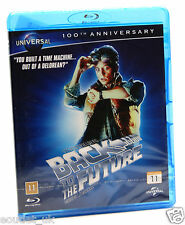 Back to the Future Blu-ray Región B NUEVO SELLADO