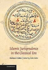 Islamic Jurisprudence in the Classical Era by Norman Calder (2010, Hardcover)
