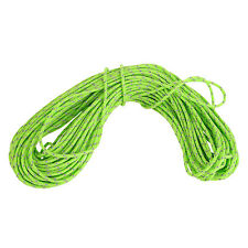 20m Reflective Fluorescent Paracord Parachute Cord Lanyard Survival Rope