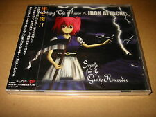 Scythe for the Guilty Riversides Touhou Doujin Soundtrack CD